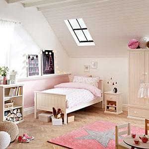 Girls\' bedroom ideas | Children\'s bedrooms decor ideas ...