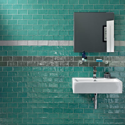fired earth bathroom tiles bathroom colours 2015 trends homes allaboutyoucom