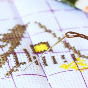 Create it with cross-stitch - free Cross-stitch patterns - Sewing - Craft - allaboutyou.com
