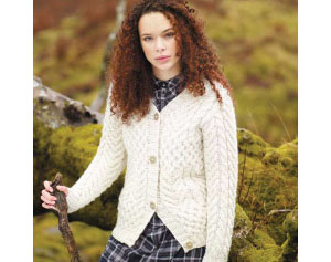 Knit A Chunky Cable Cardigan Free Knitting Pattern Uk Knitting