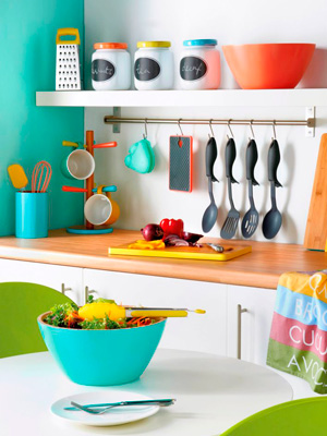 Bright Coloured Kitchen Accessories From Matalan Home Decor Allaboutyou