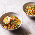 Vegetable curry recipes - Chickpea and egg curry recipe - Food and UK recipes - allaboutyou.com