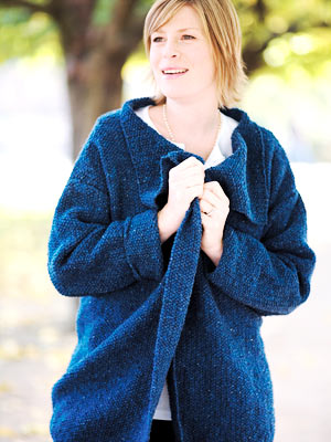 Knit A Plus Size Jacket Free Knitting Patterns Plus Size