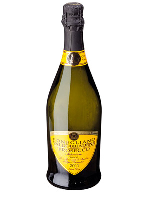 Lidl Allini Prosecco Spumante di Conegliano - wine review - choosing best prosecco - food, drink and UK recipes - allaboutyou.com