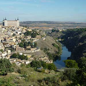 Parador in Toledo, Spain - Historic Paradores in the heart of Spain - Short breaks & holidays - Country & travel - allaboutyou.com
