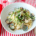 Pasta Vongolle - Valentines dinner recipes - food - allaboutyou.com