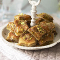 Baklava with fig and pistachio recipe - baking recipes - recipes for Easter - food - allaboutyou.com