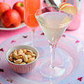 Pink Lady appletini cocktail - Valentines cocktail recipes - food - allaboutyou.com