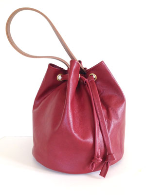 Bucket bag main image - Make a drawstring bucket bag - Craft - allaboutyou.com