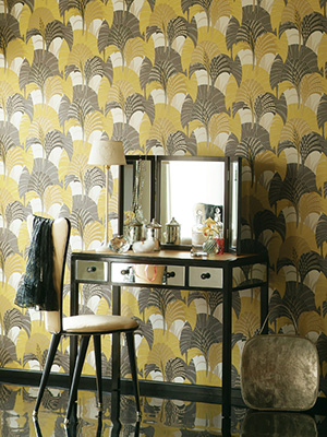 Retro Wallpaper, Harlequin   Bedroom Decorating Ideas   Home Decor Ideas    Homes   Allaboutyou