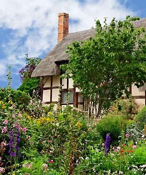 English cottage garden  - Cottage garden plants - Craft - allaboutyou.com