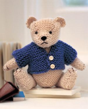 0392e311e2d8be Free knitted teddy knitting pattern    Free soft toy knitting ...
