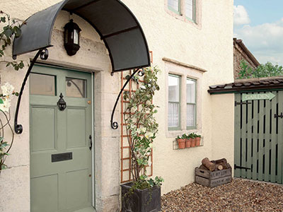 Front Doors Decorating Tips Decorating Ideas Allaboutyou