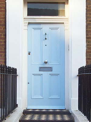 Front doors: decorating tips :: Decorating ideas :: allaboutyou.com