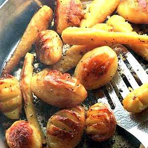 Christmas recipes - Roast potatoes and parsnips recipe - Food and UK recipes - allaboutyou.com