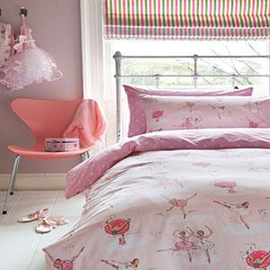 Ballerina Duvet Set Cath Kidston S Bedrooms Childrens Bedroom Ideas Decorating
